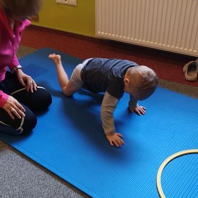 Rehablitacja przedszkolaków 16
