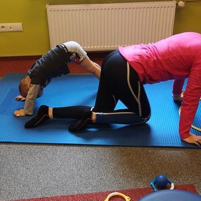 Rehablitacja przedszkolaków 15