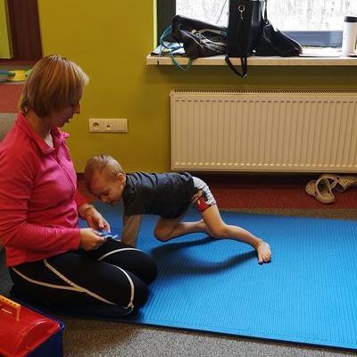 Rehablitacja przedszkolaków 14