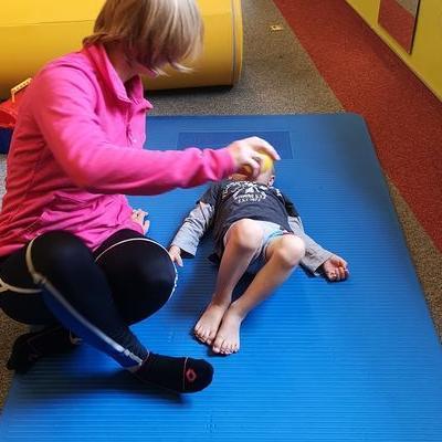 Rehablitacja przedszkolaków 11
