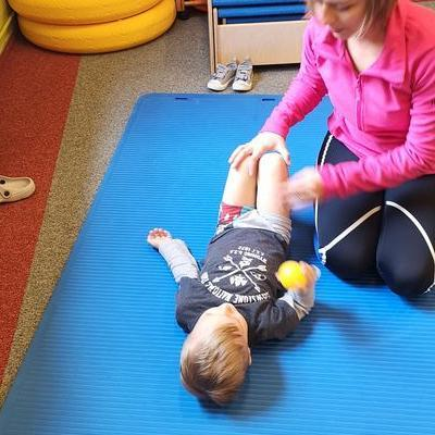 Rehablitacja przedszkolaków 10