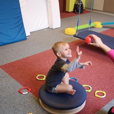 Rehablitacja przedszkolaków 5