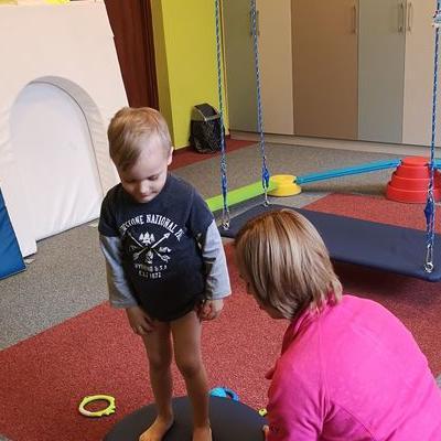 Rehablitacja przedszkolaków 7