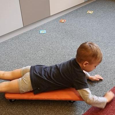 Rehablitacja przedszkolaków 54