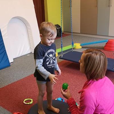 Rehablitacja przedszkolaków 8