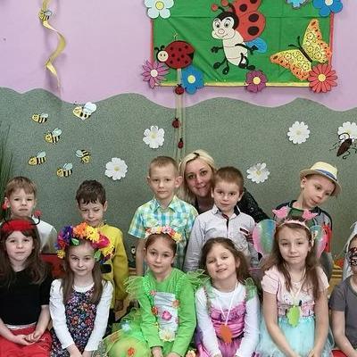 Przedszkole wita wiosnę 50