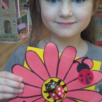Kartka od motyli 4