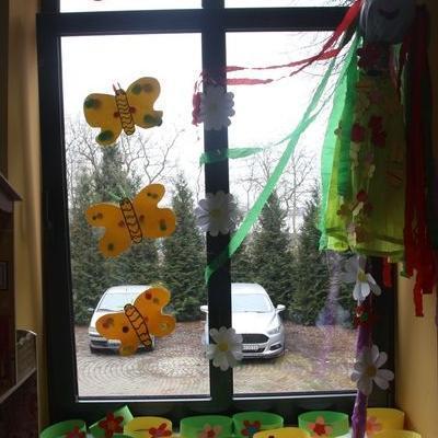 Przedszkolaki witają wiosnę 55