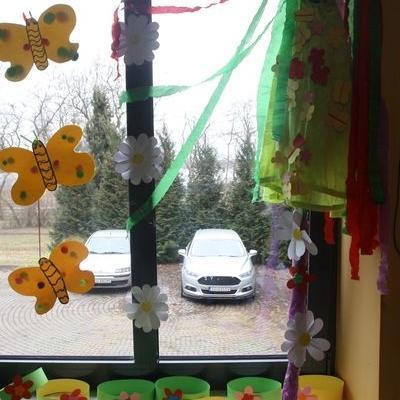 Przedszkolaki witają wiosnę 53