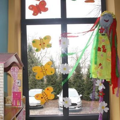 Przedszkolaki witają wiosnę 52