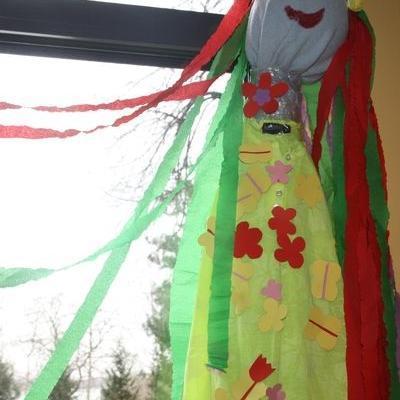 Przedszkolaki witają wiosnę 51