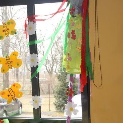 Przedszkolaki witają wiosnę 86